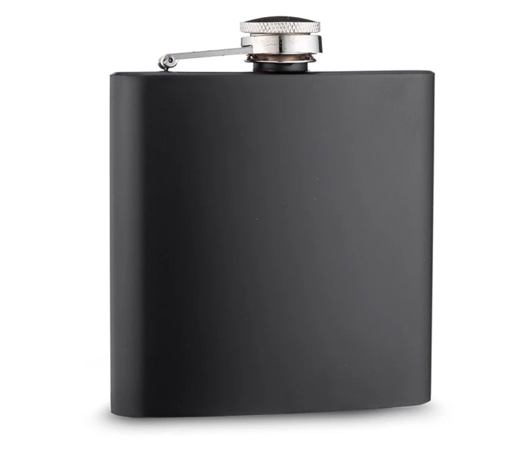 6oz Blank Hip Flasks