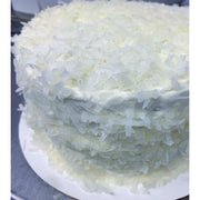 Jeanie's Coconut Dream Cake
