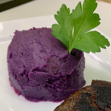 Load image into Gallery viewer, Organic Purple Sweet Potatoes