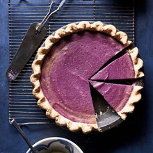 Load image into Gallery viewer, Purple Sweet Potato Pie