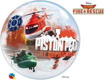 Laden Sie das Bild in den Galerie-Viewer, Disney Planes Fire & Rescue Bubble Ballon