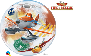 Disney Planes Fire & Rescue Bubble Ballon