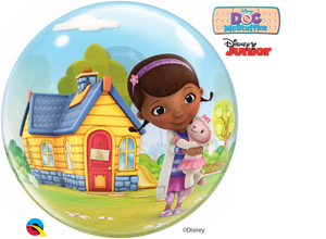 Disney Doc McStuffins Bubble Ballon