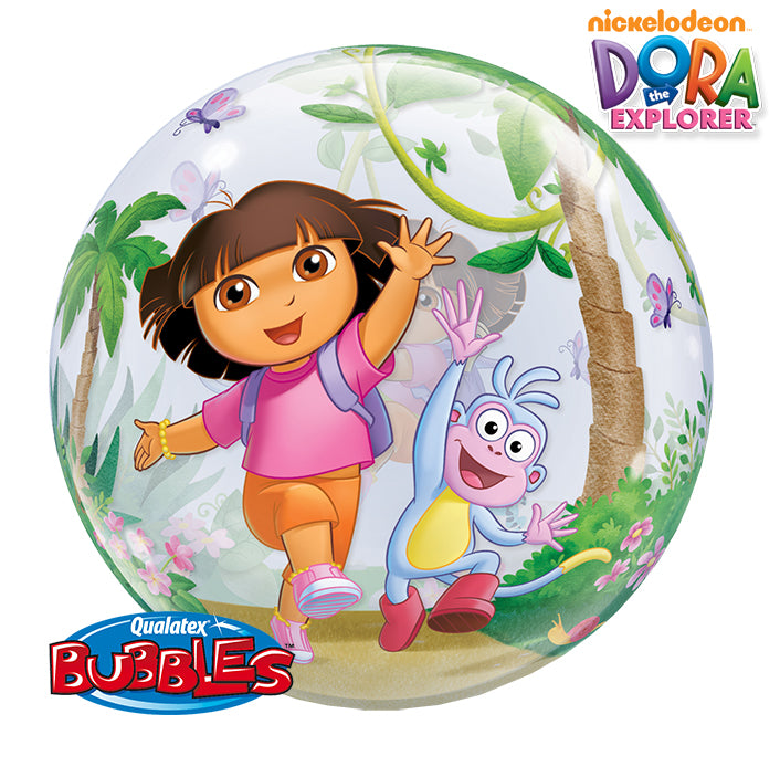 Dora the explorer Bubble Ballon