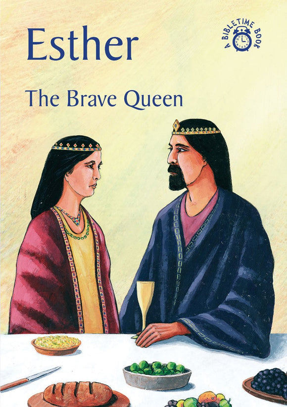 Esther : The Brave Queen