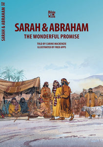 Sarah and Abraham : The Wonderful Promise (Bible Wise)