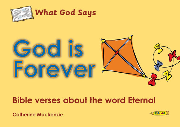 God Is Forever (What God Says)