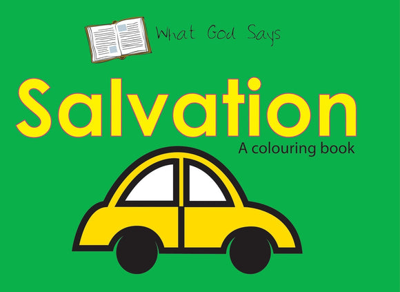 Salvation (What God Says)