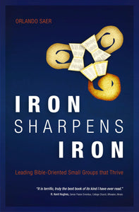 Iron Sharpens Iron: Leading Bible-oriented Small Groups That Thrive