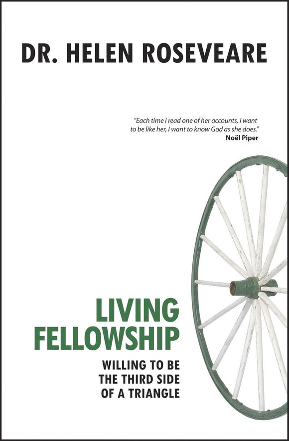 Living Fellowship: Willing to Be the Third Side of a Triangle