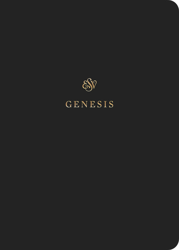 ESV Scripture Journal: Genesis