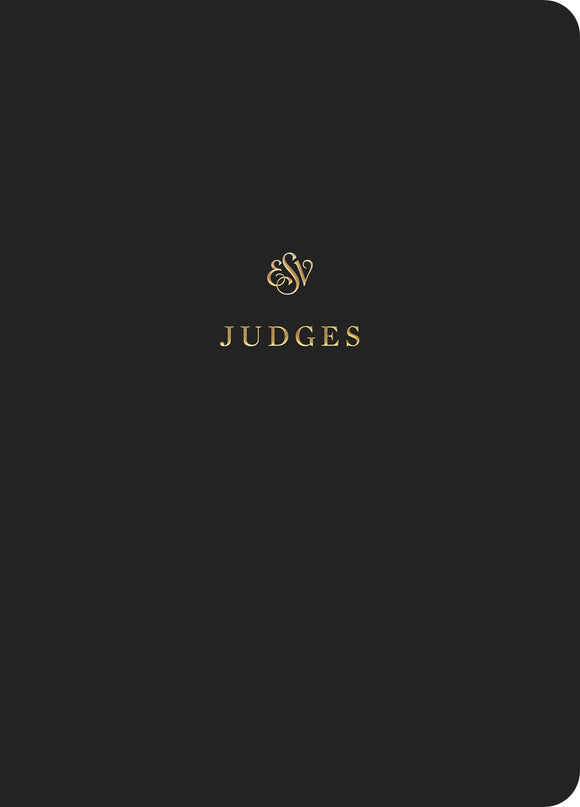 ESV Scripture Journal: Judges