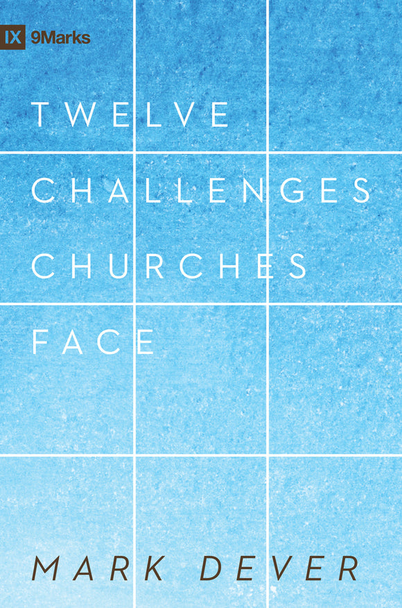 12 Challenges Churches Face (Redesign)