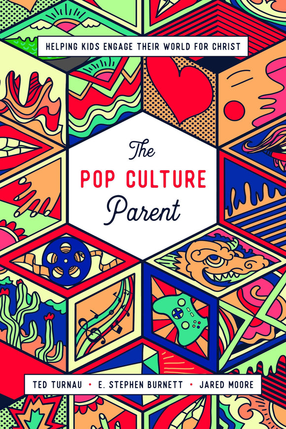 The Pop Culture Parent