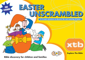 XTB Easter Unscrambled