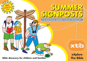 XTB Summer Signposts - Bible Discovery for Children and Families