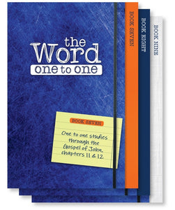 The Word One to One: Pack 3 (John 11-17) (Set of 2)