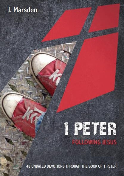 1 Peter: Following Jesus