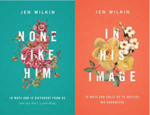 Jen Wilkin Pack: None Like Him + In His Image