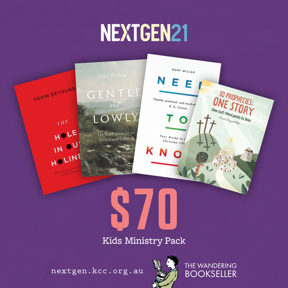 NextGen Children's Ministry Pack