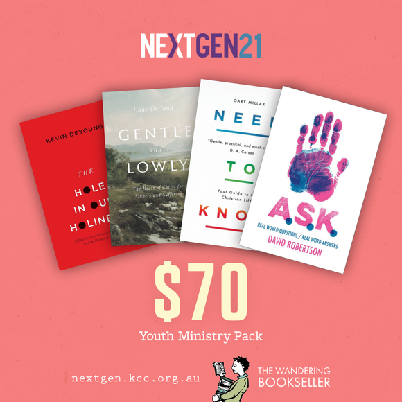 NextGen Youth Ministry Pack