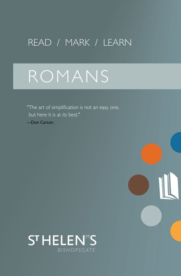 Read Mark Learn: Romans
