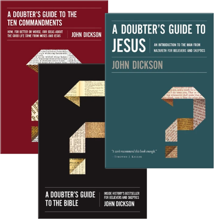 Dickson Doubter's Guide Pack (3 Books)
