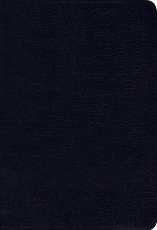 NIV Bible: Navy, Bonded Leather, Thinline