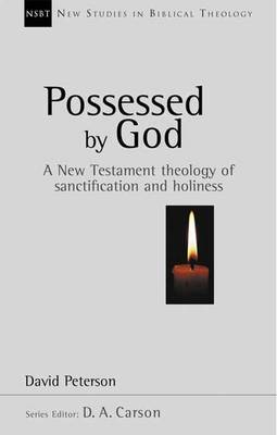 Possessed by God: New Testament Theology of Sanctification and Holiness