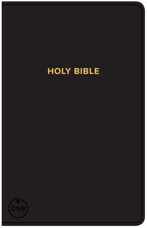 CSB Gift and Award Bible, Black