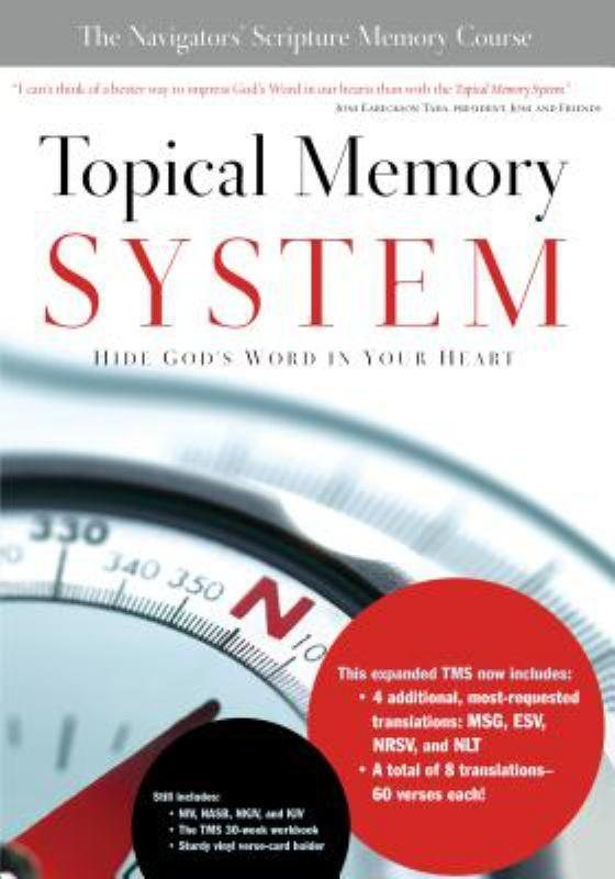 Topical Memory System - Hide God's Word in Your Heart