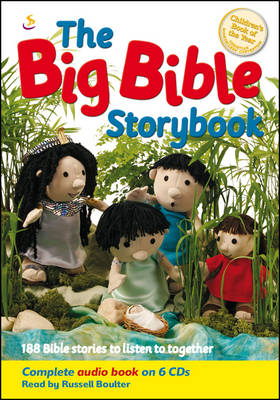CD The Big Bible Storybook (6 CD Set)