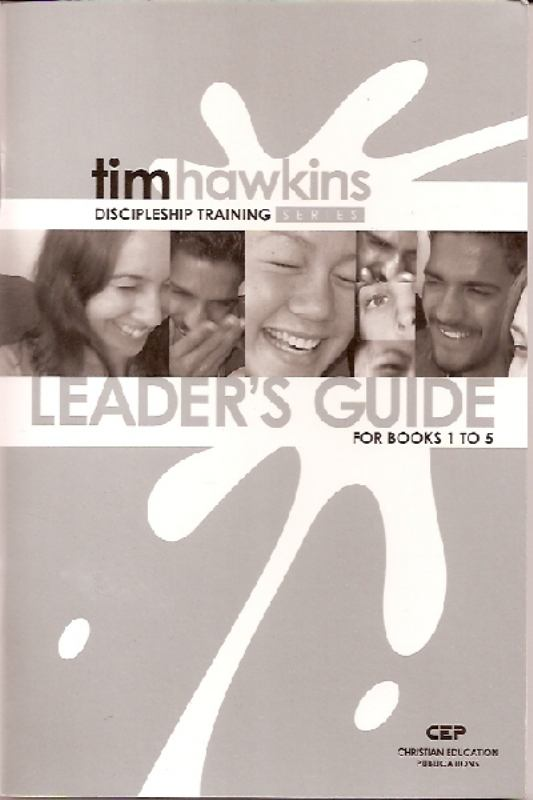 Discipleship Training Series Leader's Guide (DTS)