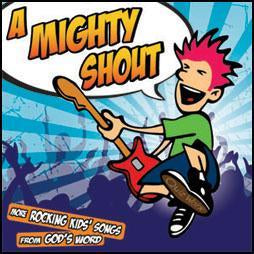 CD A Mighty Shout
