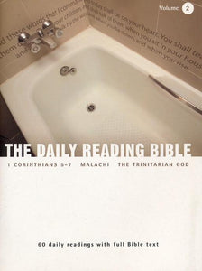The Daily Reading Bible #2