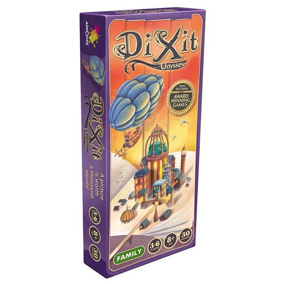 Dixit 3 Odyssey Expansion