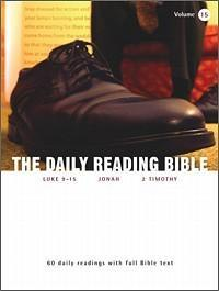 The Daily Reading Bible #15