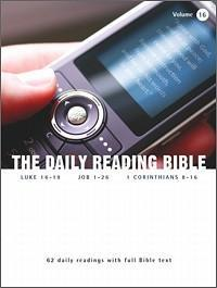 The Daily Reading Bible #16