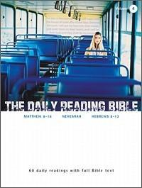 The Daily Reading Bible #4