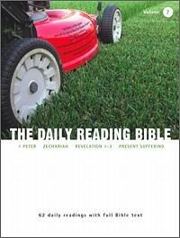The Daily Reading Bible #7
