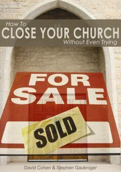 How to close your church without trying