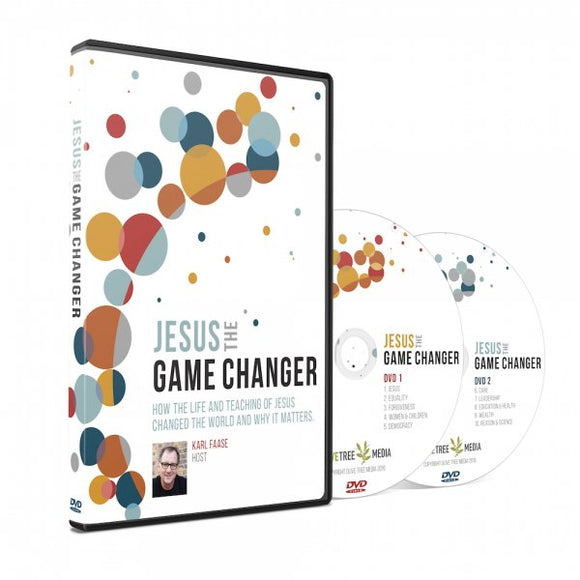 DVD Jesus the Game Changer