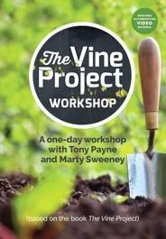 DVD The Vine Project Workshop