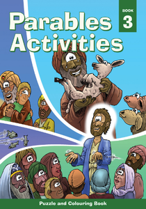 Parables Activity Book