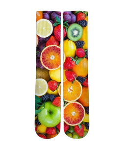 Fruit platter elite graphic socks - DopeSoxOfficial