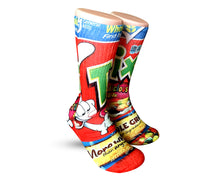 Load image into Gallery viewer, Trix Elite Graphic socks