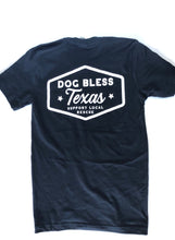 Load image into Gallery viewer, Dog Bless Texas™ Unisex Short Sleeve Tee
