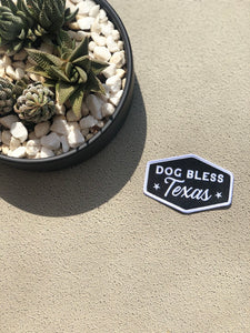 Dog Bless Texas™ Patch