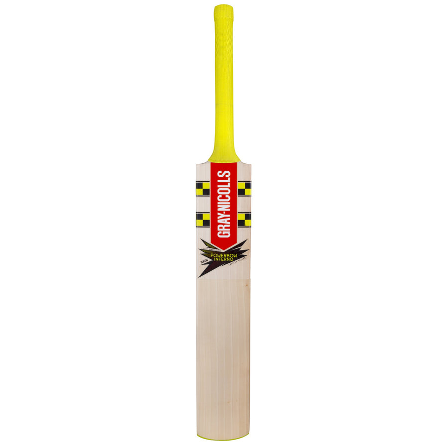 2600 CADB20 1133408 Bat Powerbow Inferno Players Short Handle Front