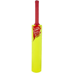 2600 CNBA20 5802552 Plastic Power Play Bat Yellow Size 4 Front